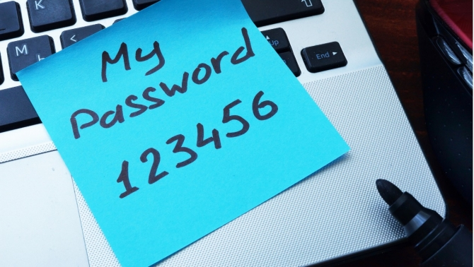 Avoid these 25 passwords at all costs