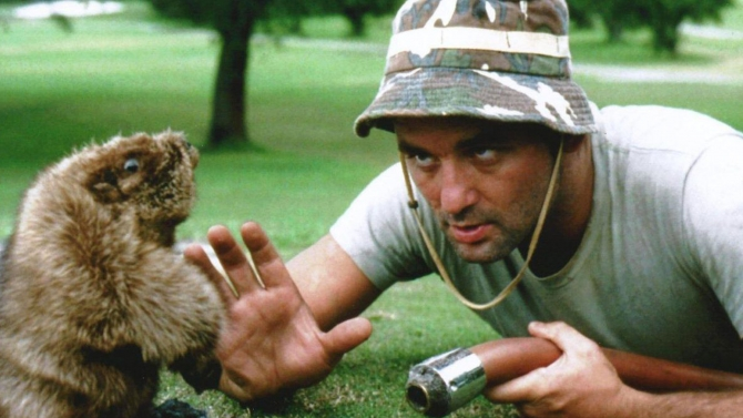 Fore! Caddyshack characters explain the new rules of golf