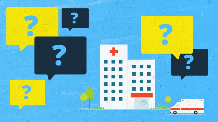 Hospital prices are now online—and are as confusing as you'd expect