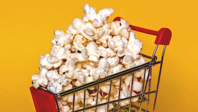 Where to score freebies on National Popcorn Day