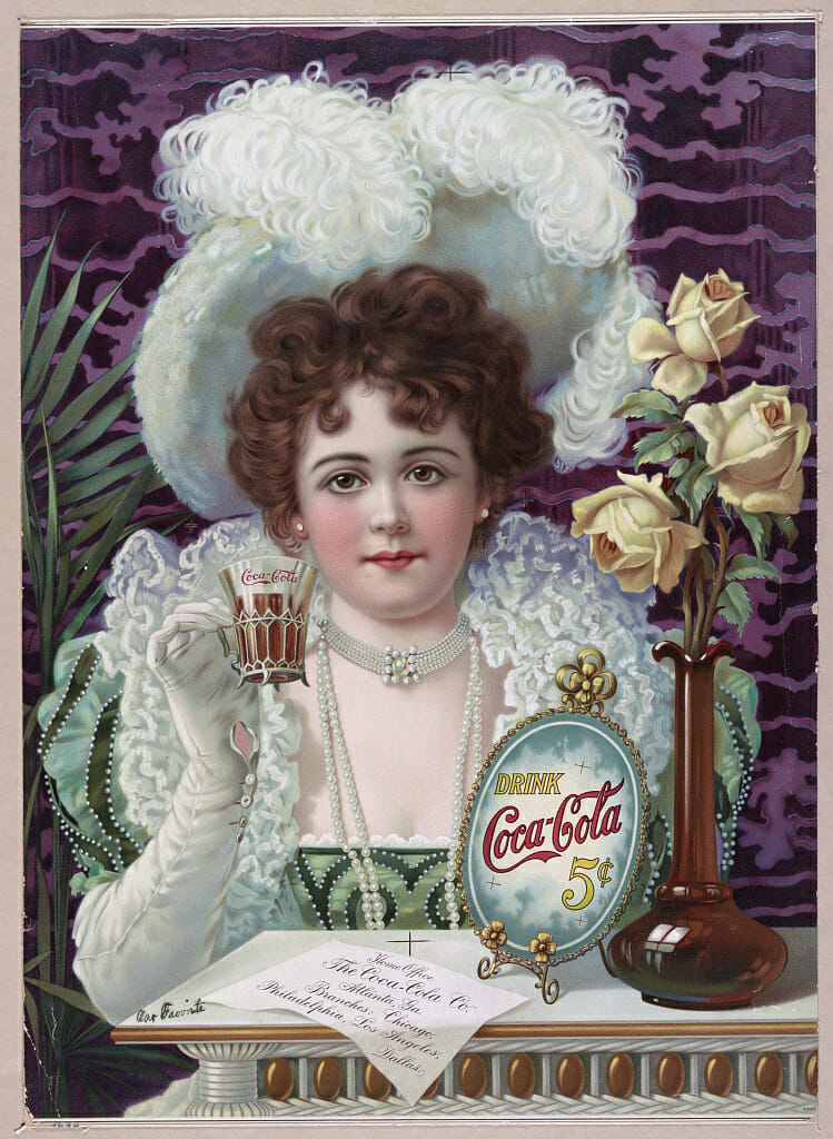These vintage Coca-Cola ads will take you back—waaaay back
