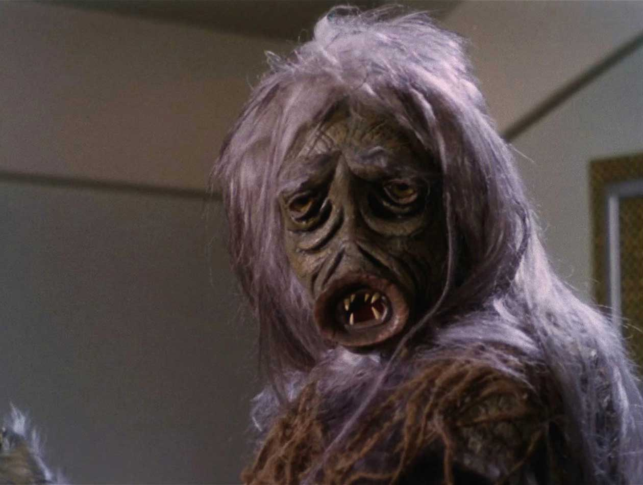 "The crazy creatures of the original ""Star Trek"""
