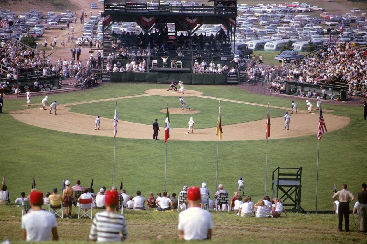 History of Little League baseball on its 80th anniversary