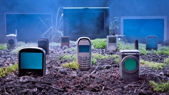 4 ways to get rid of your old electronics