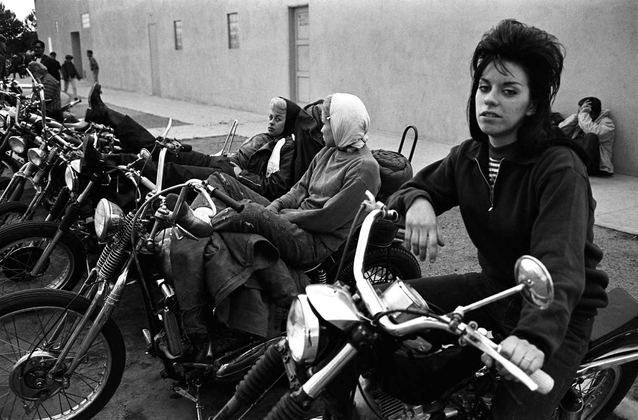 A ride with the Hell's Angels | Considerable