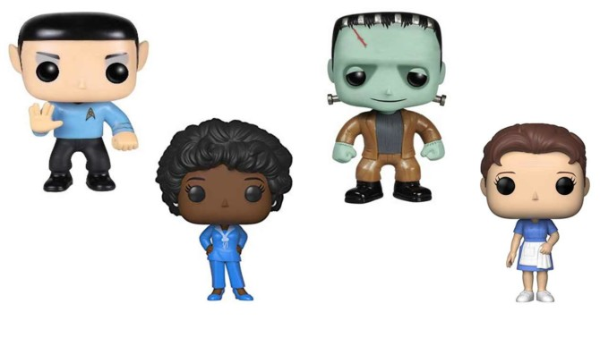 45 iconic '60s and '70s TV characters immortalized as Funko toys