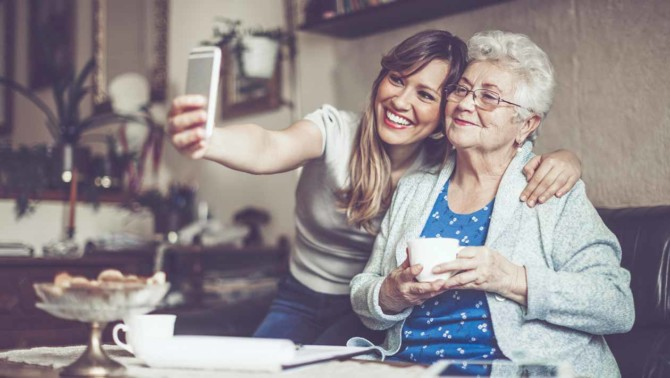 "Startup provides ""grandkids on demand"" to older adults who need a hand"