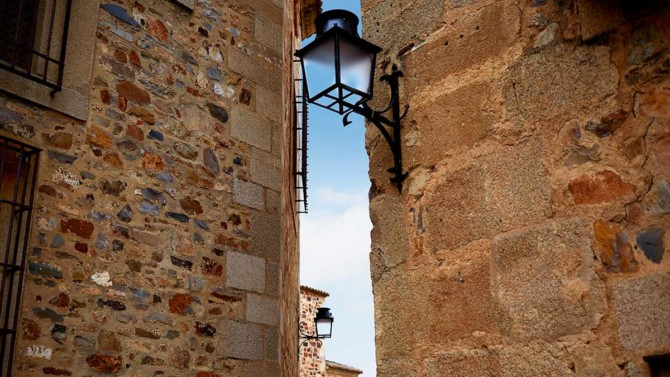 A Spanish village is catering to aging residents by turning the whole town into a nursing home