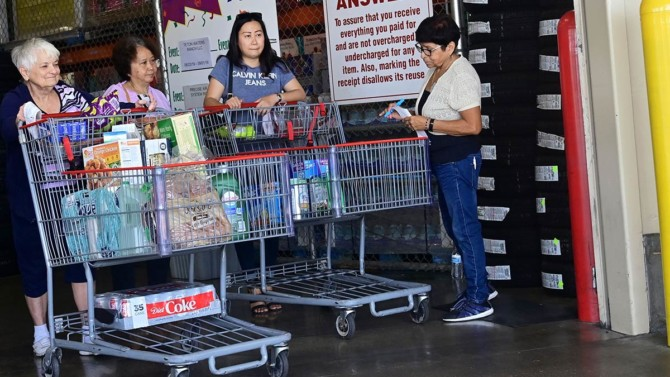 When Costco checks your receipt, it's not because they think you're stealing