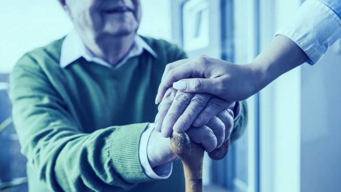 Most caregivers of people with dementia are family members, and they need help